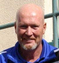 Dixie coach Burt Myers