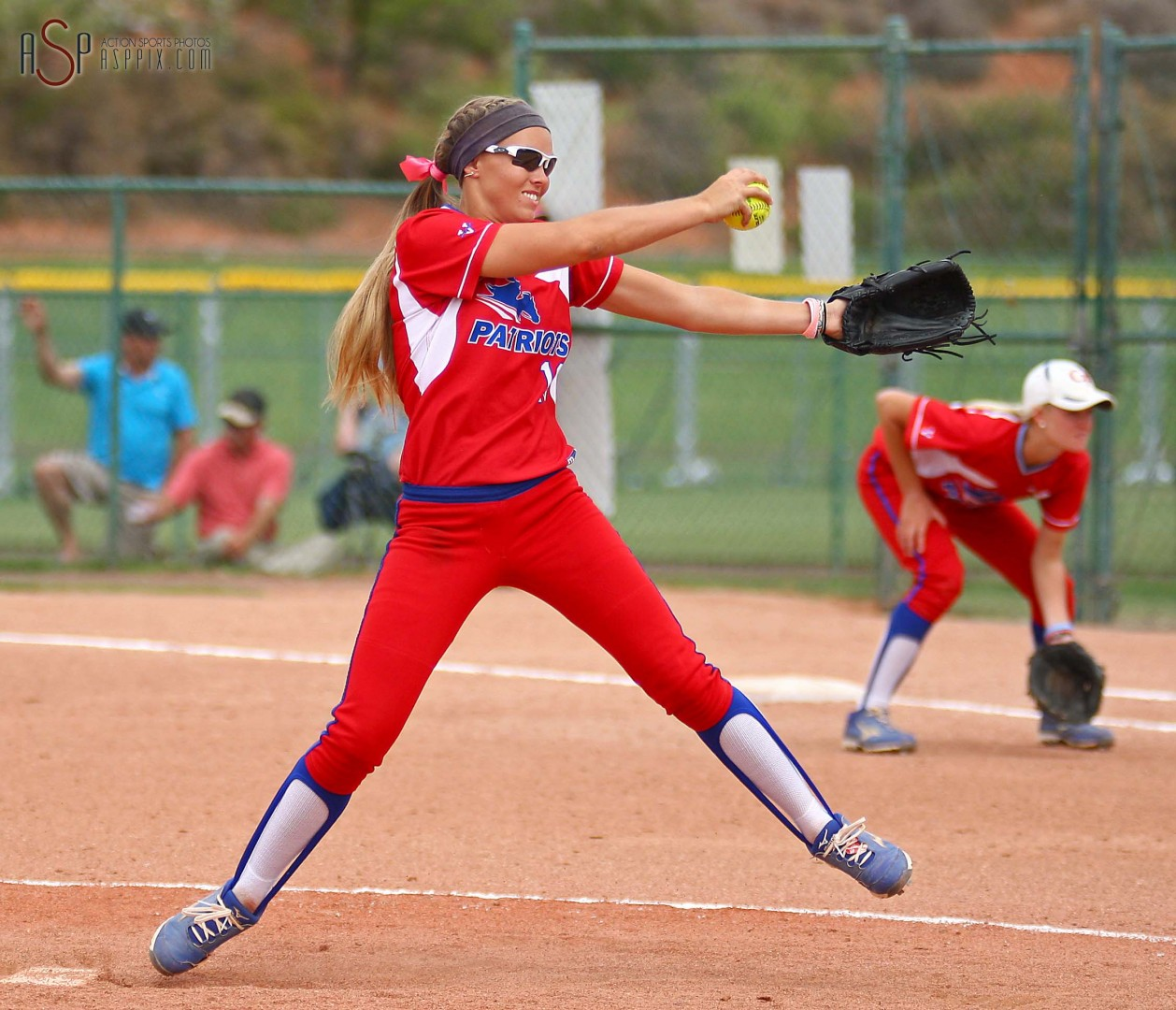 NJCAA softball World Series at The Canyons Softball Complex, Angelina vs Central Florida. St. George, Utah, May 17 2014 | Photo by Robert Hoppie, St. George News