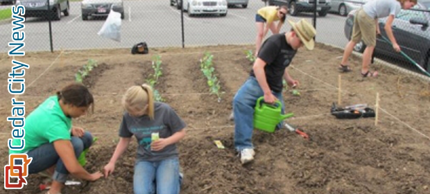 Volunteers needed for community garden to benefit Care