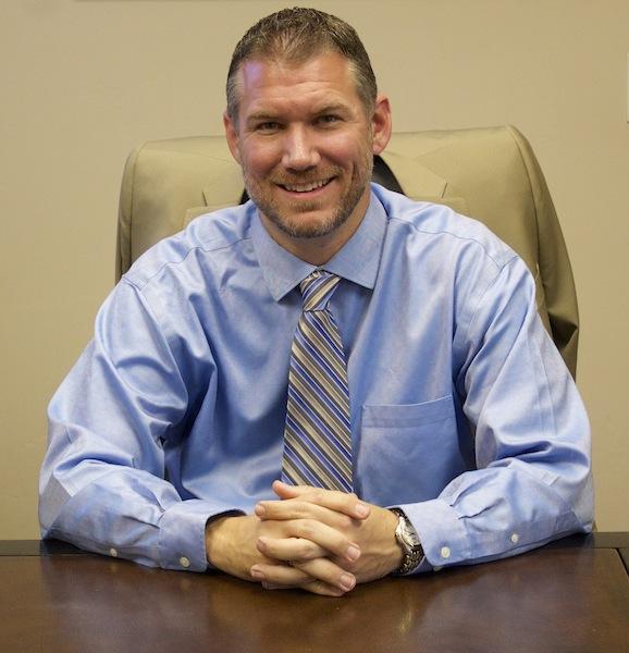 Karl Thurman, President of Key City Insurance, St. George, Utah, May 6, 2014 | Photo by Rhonda Tommer, St. George News