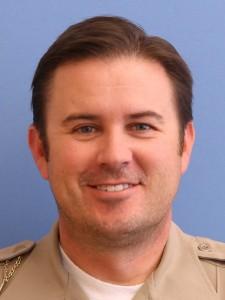 Utah County Sheriff's Sergeant Cory Wride, St. George, Utah, Jan. 30, 2014   Photo courtesy of Utah County Sheriff's Office, St. George News