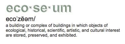 ecoseum definition