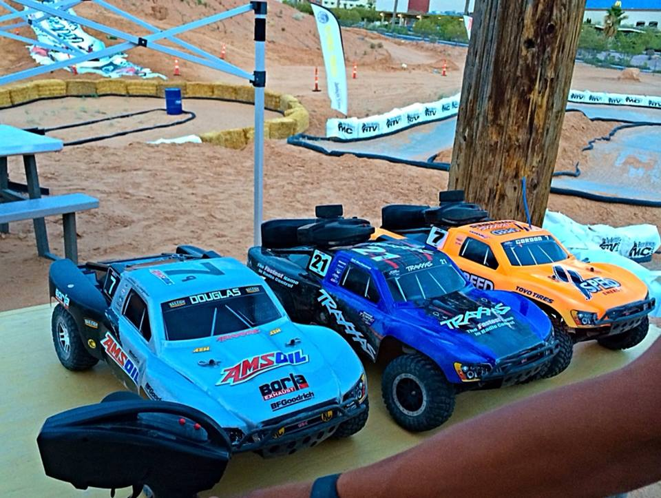 Traxxas Slash Rally Cars at the Awesome Adventure Park, Mesquite, Nev., May 10, 2014 | Photo by Kimberly Scott, St. George News