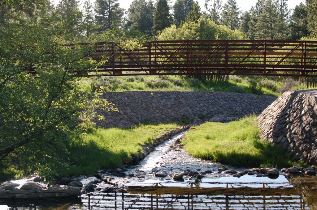 Explore: Pine Valley Mountain river walkway provides ...