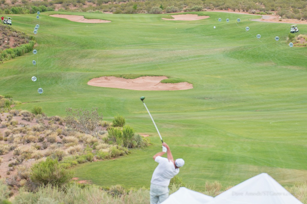 Legend Solar Utah State Long Drive at Coral Canyon Golf Course, Washington, Utah, Jun. 14, 2014 | Photo by Dave Amodt, St, George News