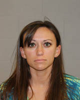 Keshia Peterson of St. George, Utah, booking photo posted June 20, 2014   Photo courtesy of Washington County Sheriff's Office, St. George News