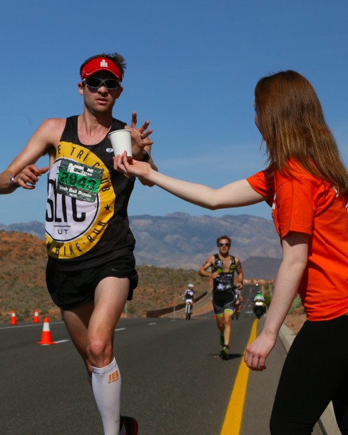 Ironman 70.3 St. George. St. George, Utah, May 3, 2014 | Photo by John Teas, St. George News