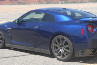 The 2012 Nissan GTR At The Ridge Top Complex, St. George, Utah, June 12,  2014 | Photo By Aspen Stoddard, St. George News