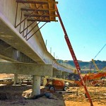 Mall Drive Bridge construction project on schedule for September completion, St. George, Utah, June 1, 2014 | Photo by Kimberly Scott, St. George News