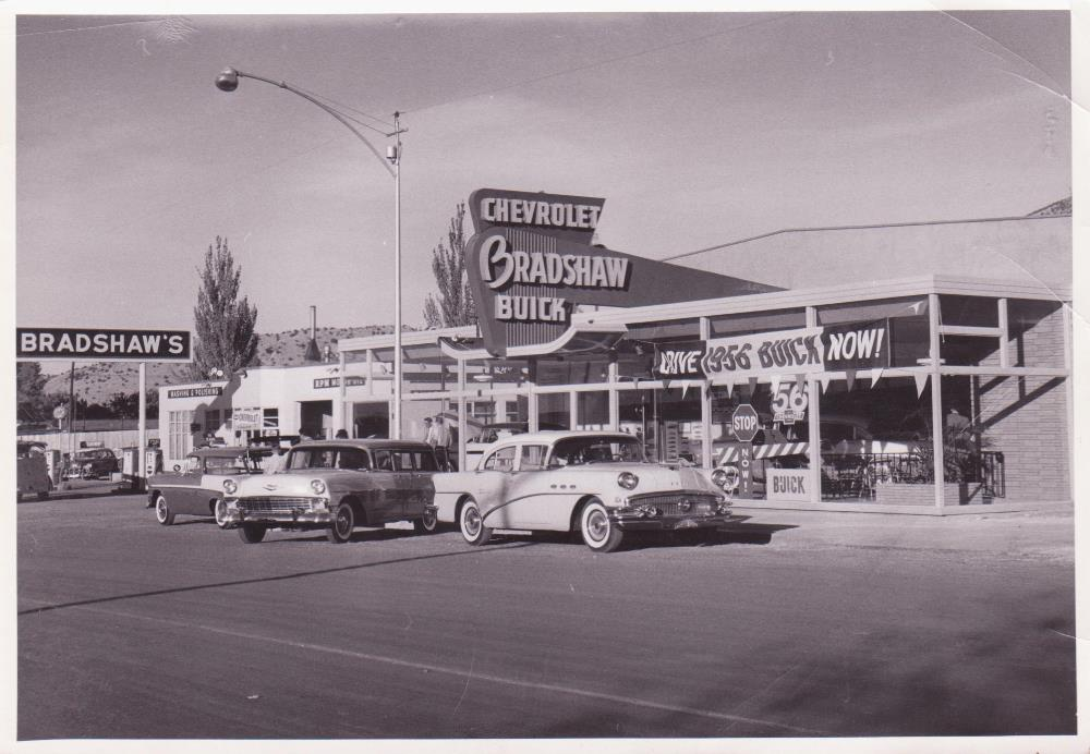 Bradshaw Chevrolet Cedar City >> 83 years, counting: Bradshaw Chevrolet Buick, a family's staying power – St George News