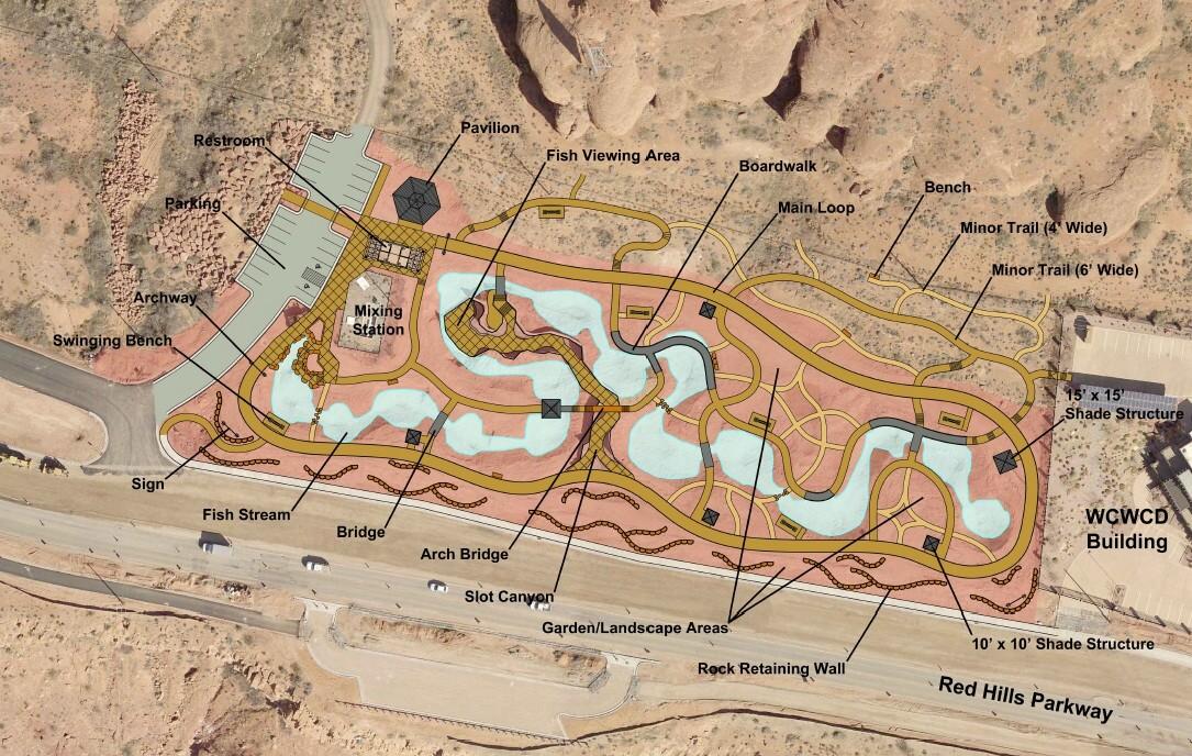Red Hills Desert Garden showcases endangered species promotes