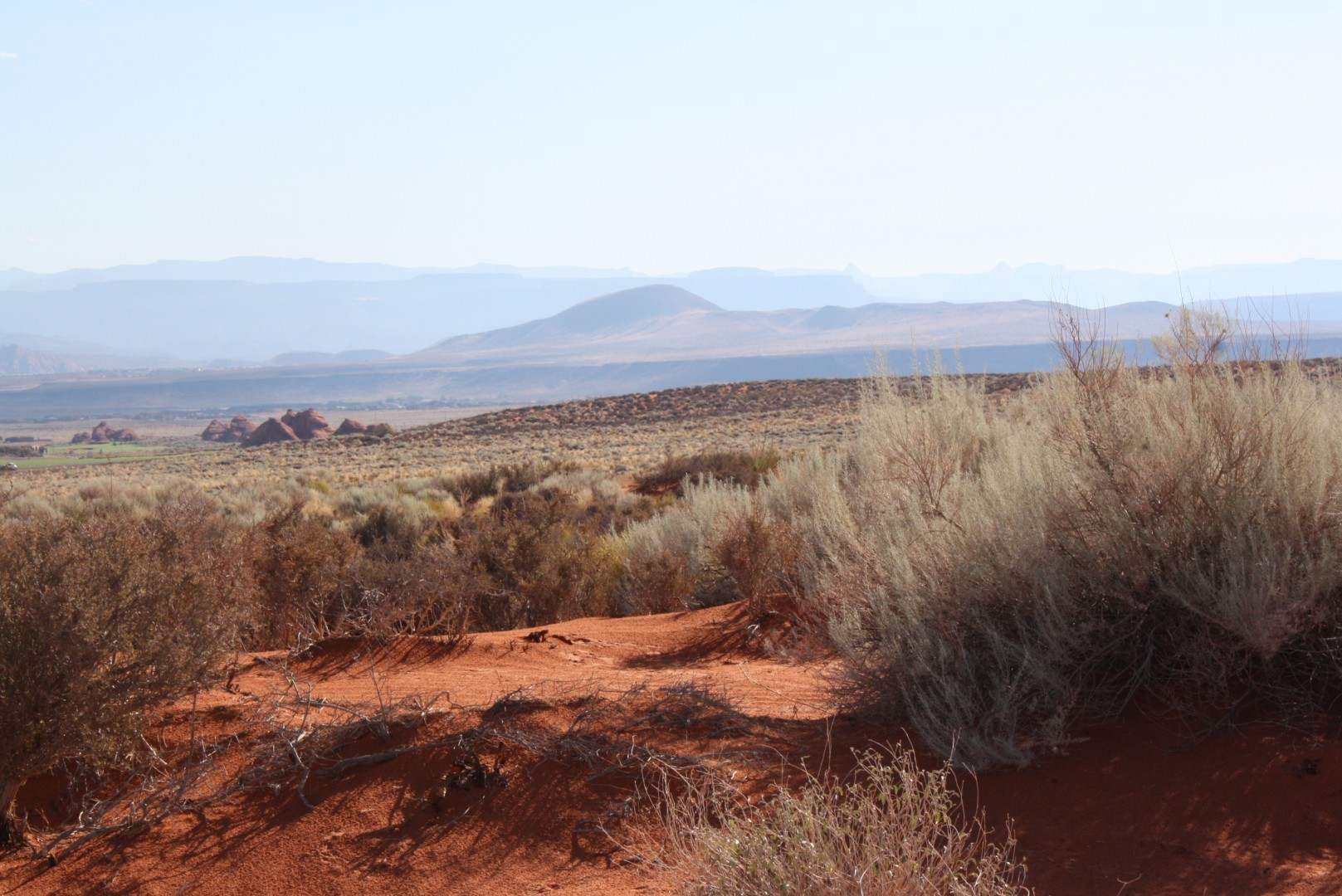 View of a section of the property included in the proposed Sand Hollow land exchange, July 11, 2014 | Photo by Reuben Wadsworth, St. George News