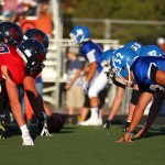 Dixie vs. Springville, St. George, Utah, August 22, 2014 | Photo by Robert Hoppie, ASPpix.com, St. George News