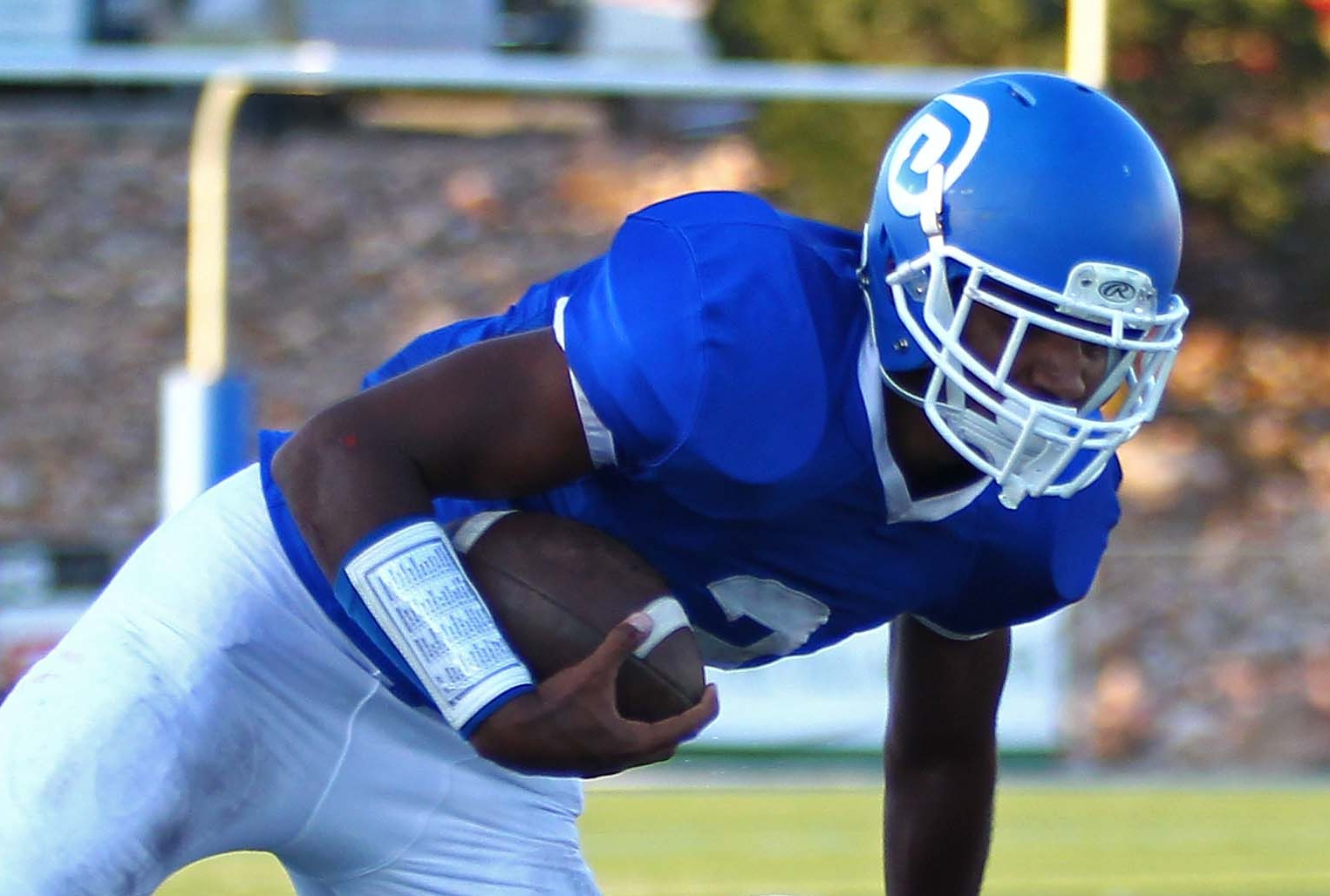 Dixie's Tre Miller. | Photo by Robert Hoppie, ASPpix.com, St. George News