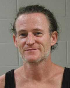 Lou Nelson, Transient, Utah, booking photo posted Aug 5, 2014 | Photo courtesy of Washington County Sheriff's Office, St. George News