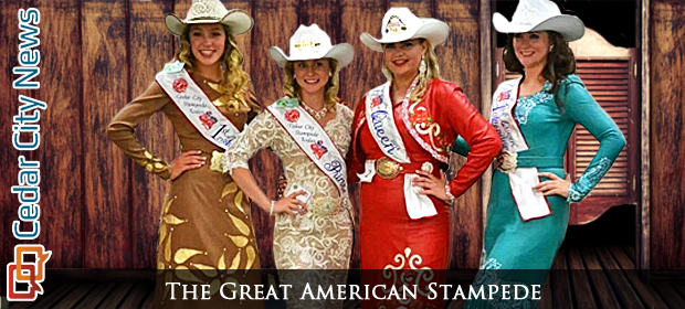 Great American Stampede Rodeo Opens Collegiate Rodeo