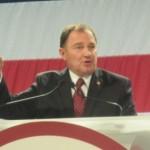 Gov. Gary Herbert, Utah Republican Nomination Convention, Sandy, Utah, April 26, 2014 | Photo by Mori Kessler, St. George News