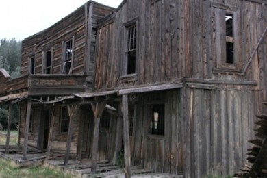 "The original set from the television show ""Gunsmoke,"" Kanab, Utah, Aug. 27, 2010   Photo by Cami Cox Jim, St. George News"