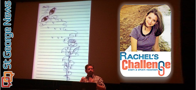 Rachel's challenge: Start your own chain reaction of kindness ...