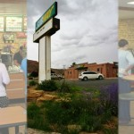A new Subway is the first major franchise to ever open in Short Creek, Hildale, Utah, Aug. 26, 2014 | Photo by Cami Cox Jim, St. George News