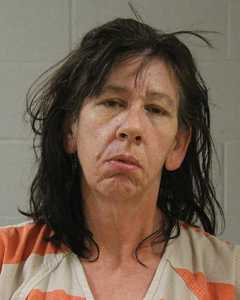 Penelope Fallon, of Hurricane, booking photo posted Aug. 26, 2014 | Photo courtesy of Iron County Sheriff's Office, St. George News