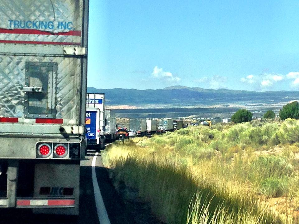 Panaca, Nevada, Sept. 9 2014 | Photo by John Teas, St. George News