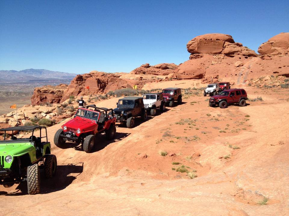 Desert RATS nonprofit fights to preserve local OHV area, Sand Mountain, Hurricane, Utah, undated | Photo courtesy of Julie Applegate, St. George News