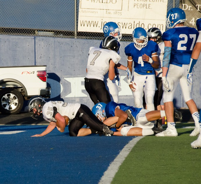 Riverton at Dixie, St. George, Utah, Sept. 5, 2014 | Photo by Rachell Gee, St. George News