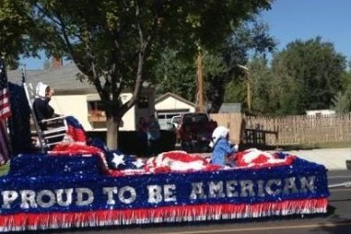 Iron County Fair parade, Parowan, Utah, Sept. 1, 2014 | Photo courtesy of Maile Wilson, St. George News