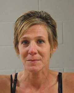 Katina Marie Young, of Hurricane, Utah, booking photo posted Sept. 23, 2014 | Photo courtesy of Washington County Sheriff's booking, St. George News