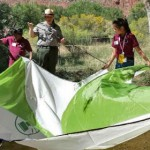 Concrete to Canyons program brings Las Vegas students to Zion National Park, Springdale, Utah, circa September 2014 | Photo courtesy of Zion National Park, St. George News