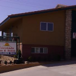 Coronada Inn & Suites located at 559 E. St. George Blvd., St. George, Utah, Sept. 12, 2014 | Photo by Aspen Stoddard, St. George News