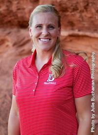 Coach Robyn Felder