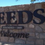 Welcome monument, Leeds, Utah, June 19, 2012 | Photo by Joyce Kuzmanic, St. George News
