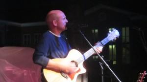 Peter Breinholt at Live United Live, St. George, Utah, Sept. 27, 2014 | Photo by Mori Kessler, St. George News