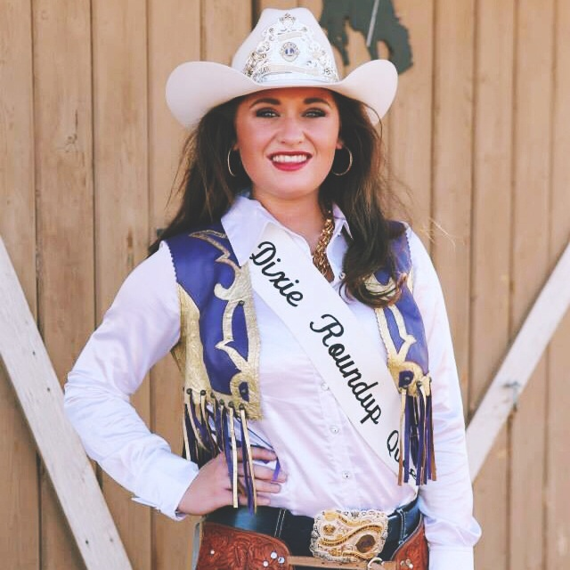 Dixie Roundup Mother Daughter Duo Win Queen Title From