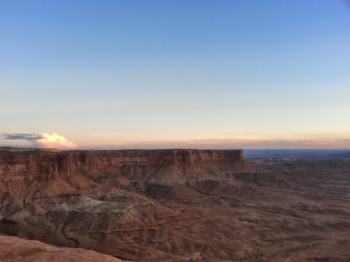 View from the Green River Overlook, Canyonlands National Park, Utah, Sept. 15, 2014   Photo by Tami Thomas, St. George News