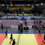 The 2014 3A State Volleyball Tournament, Orem, Utah, Oct. 29, 2014 | Photo by Robert Hoppie, ASPpix.com, St. George News