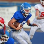Dixie vs. Uintah,  St. George, Utah, Oct. 31, 2014 | Photo by Robert Hoppie, ASPpix.com, St. George News