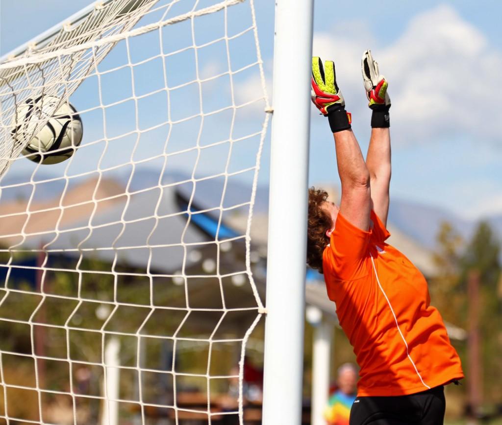 3 Left Feet vs. Texas Heat, Huntsman Senior Games, Womens Soccer , Utah, Oct. 11, 2014 | Photo by Robert Hoppie, ASPpix.com, St. George News