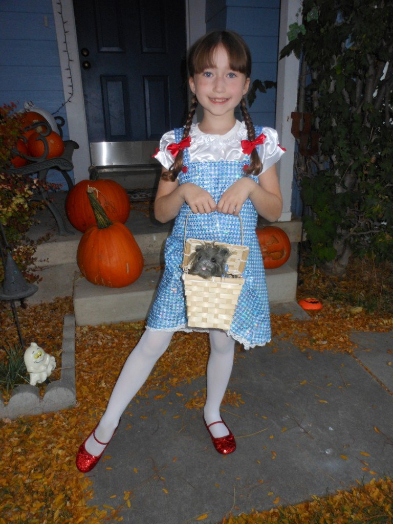 "Sammie Vance as ""Dorothy."" | Photo courtesy Dwayne Vance"