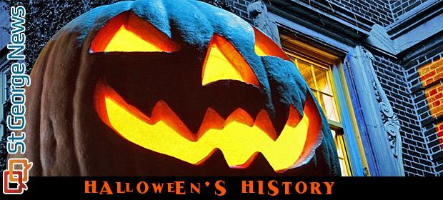 History of Halloween traditions; lost symbolism, meaning – St ...