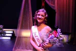 Jaylin Humphries, 2nd runner up to Miss Dixie | Photos courtesy of John Holfeltz and Izak Amargo, St. George, Utah, October 22, 2014