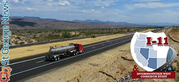 I 11 Intermountain West Corridor Study Is Complete Mexico To