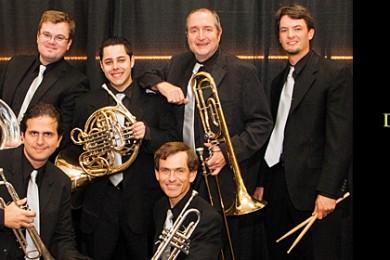 OCT 12 Celebrity Concert Series welcomes Dallas Brass