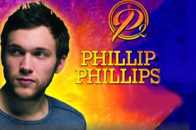 OCT 23 Phillip Phillips in Concert