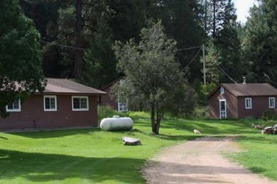 Cabins for rent at Big Springs in Kaibab National Forest, Fredonia, Arizona, date not specified   Photo courtesy of Kaibab National Forest, for St. George News
