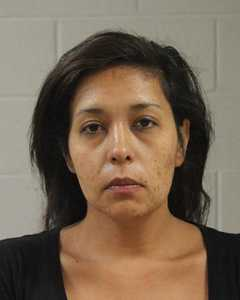 Amelia Guerrero's booking photo posted Oct. 27, 2014 | Photo courtesy of Washington County Sheriff's Office, St. George News