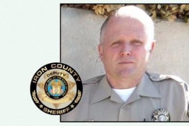 Sheriff Mark Gower