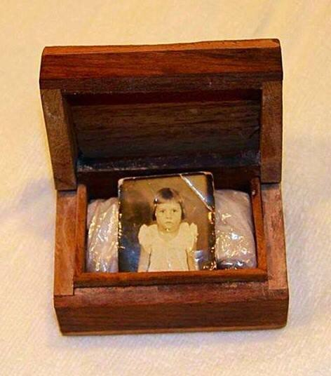 Woman seeks to reunite found and unidentified cremations with next of kin, Washington, Utah, Oct. 9, 2014   Photo by Corbin Wade, St. George News - KCSG Television